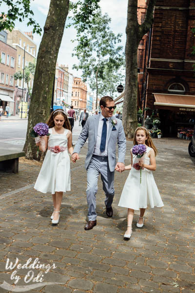 Islington wedding photographer