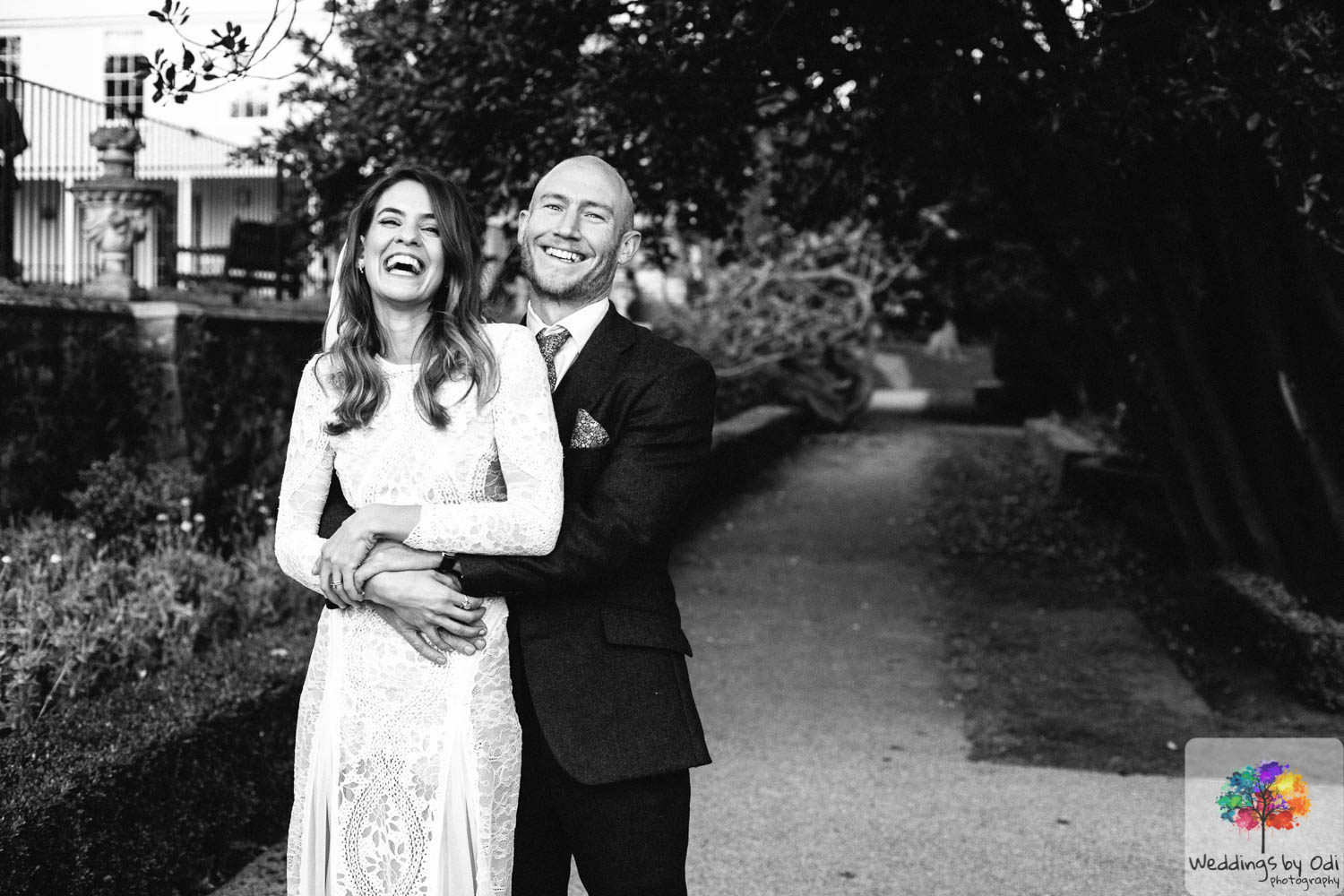 Highgate wedding photographer Lauderdale house