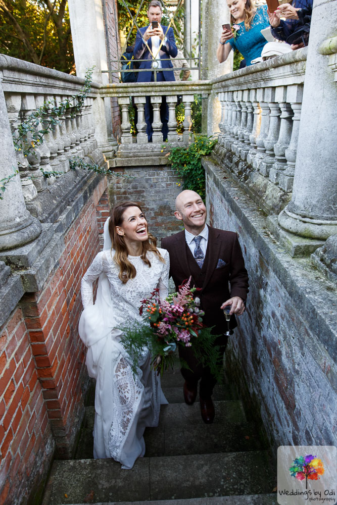 wedding photographer Hampstead